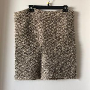 Uniqlo Infinity Chunky Knit Scarf